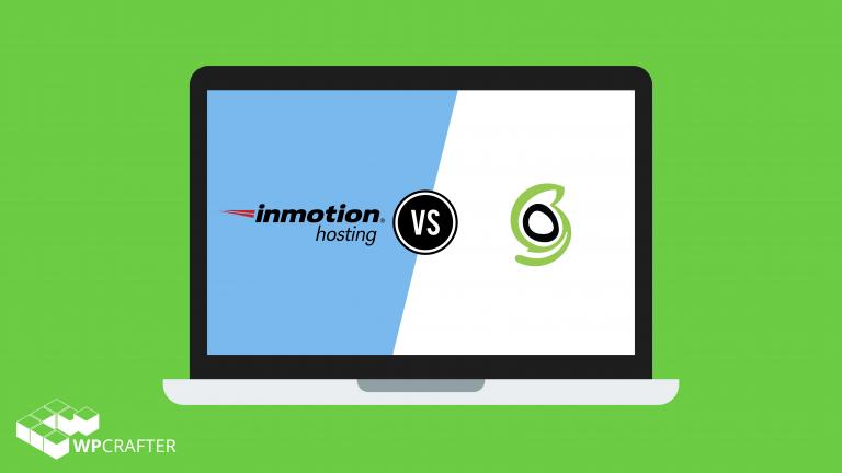 InMotion Hosting Vs SiteGround