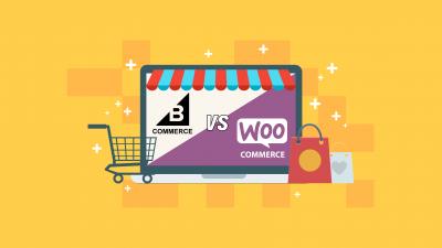 BigCommerce vs WooCommerce matchup