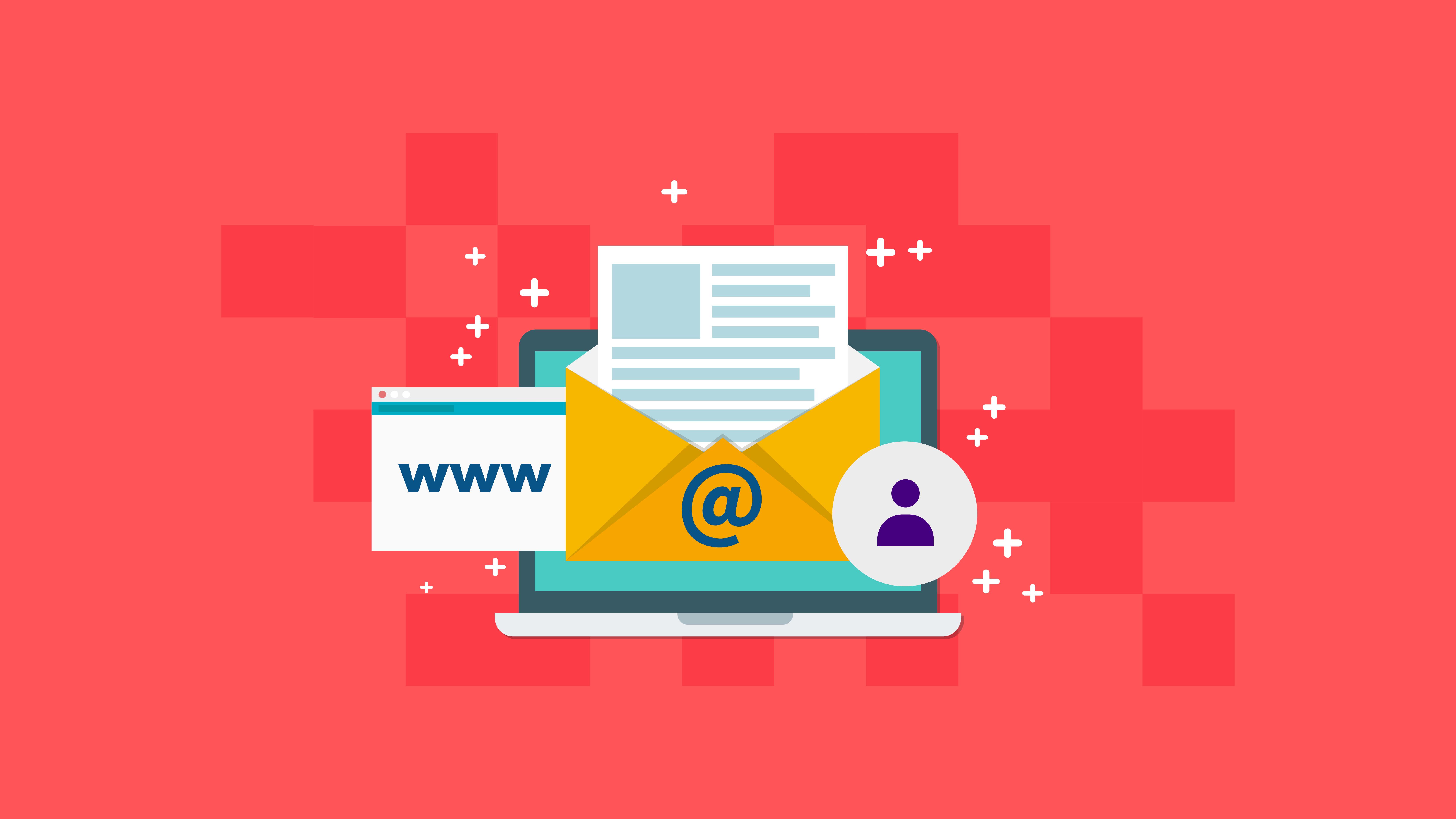 Custom Email Accounts