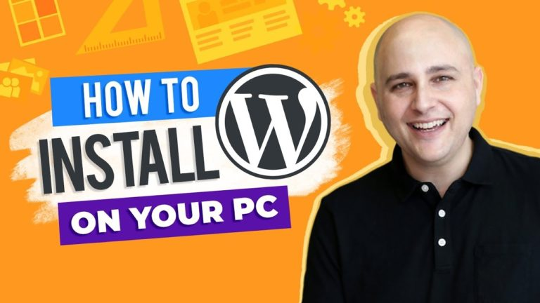 How To Install WordPress On Your PC Then Migrate To Live
